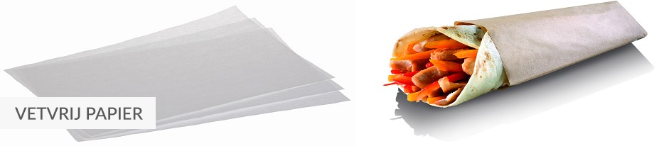 Vetvrij papier